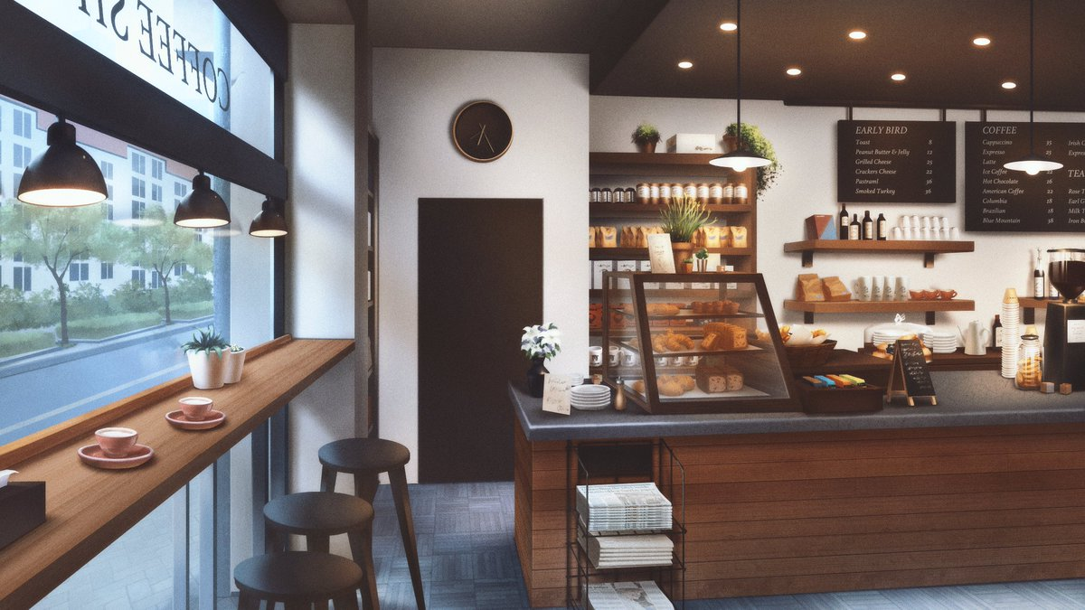 coffee shop business ideas