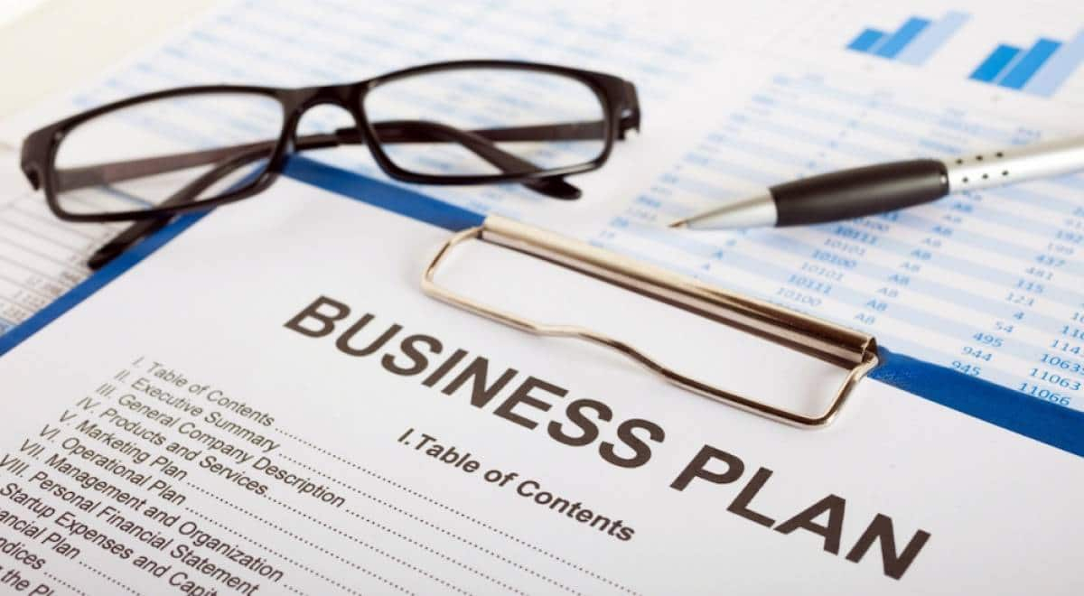What to include in a business plan?