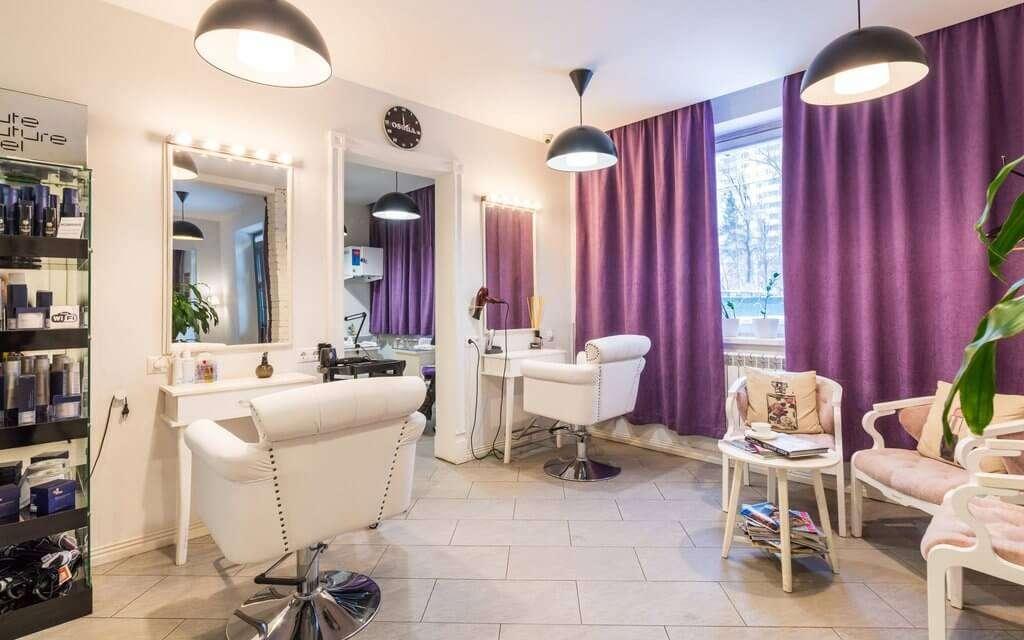 start a Beauty Salon Business
